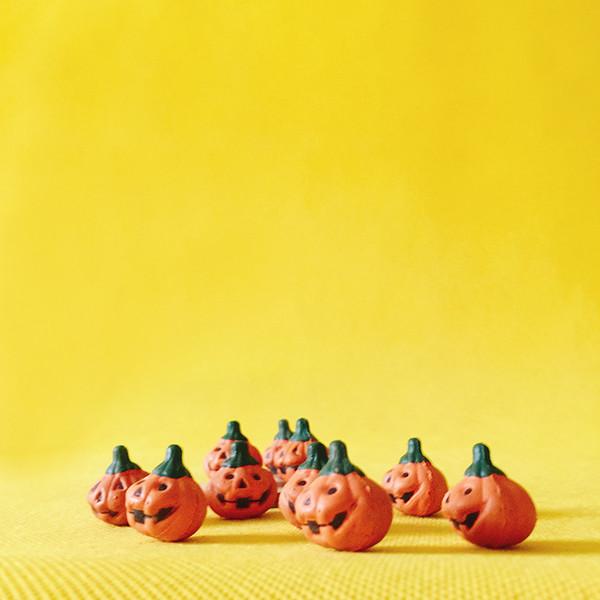wholesale~10Pcs scary face pumpkins/fairy garden gnome/moss terrarium home decor/crafts/bonsai/bottle garden/miniatures