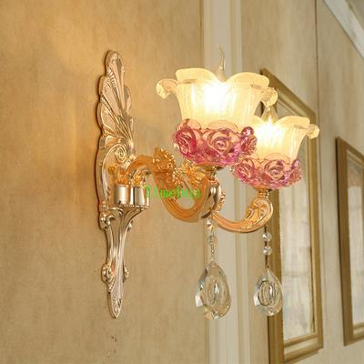 Luminária de parede de 2 luzes