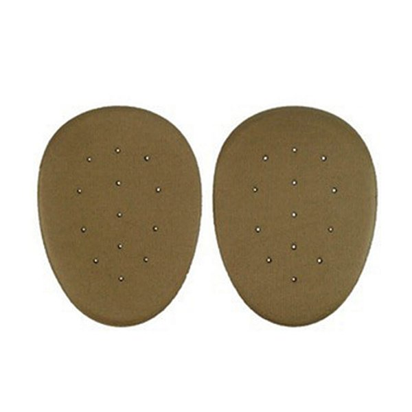 Elastic Comfort Sponge Cloth Activated Carbon Sweat absorbent Breathable Wearable Footpads Sponge Forefoot Pads Factory Direct