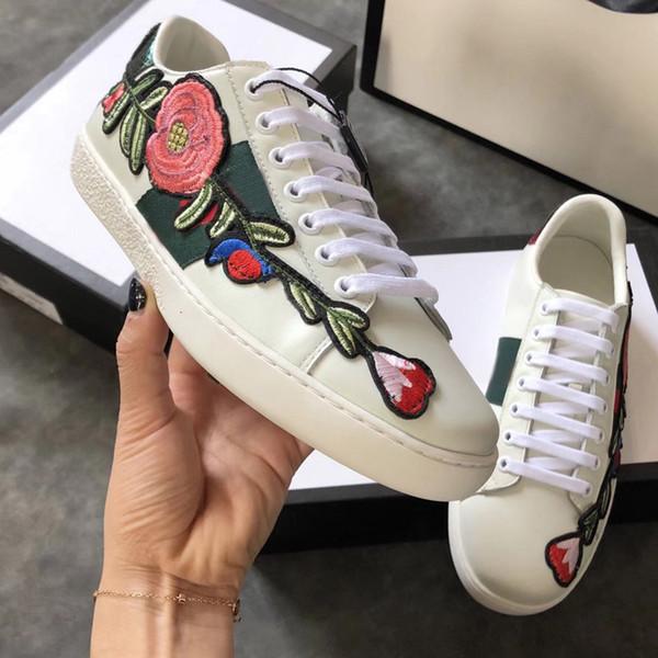 Yüksek Kalite mens Moda Lüks Beyaz Deri Kahverengi Geri Platformu Ayakkabı Düz Tasarımcı Siyah Beyaz erkekler için ayakkabı 39-45