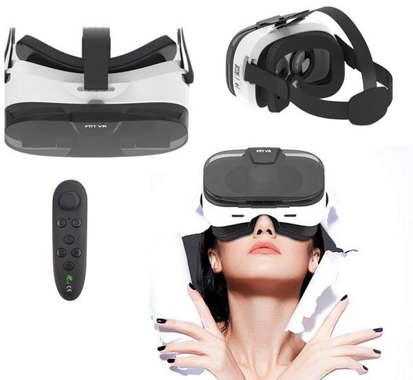 1e09683ee Óculos 3D VR Óculos de Realidade Virtual para Huawei Sony Lenovo LG VR fone  de Ouvido