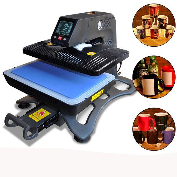 3d ublimation heat tran fer printer 3d vacuum printer machine for ca e mug t hirt plate