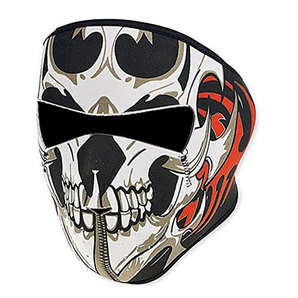 1PC Hot Sale Bicycle Face Mask Women Men Halloween Mask Winter Warm Face Masks Anti Dust Cycle 2018 Newest