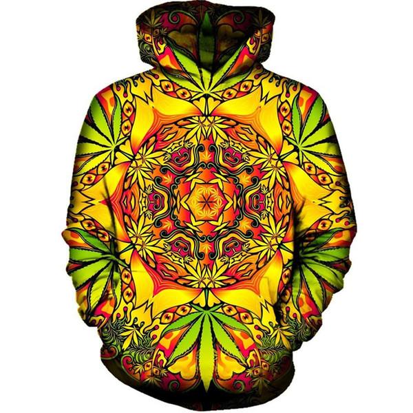 Newest Fashion Psychedelic 3d Print Hoodies Fashion Clothing Women/Men Sweatshirt Hoodies Casual Pullovers K110