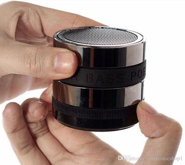 Big Sale!New Outdoor Subwoofer Best Gifts Super Bass Wireless Bluetooth Speaker for Smarphone u306