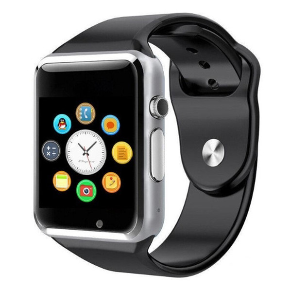 A1 Smart Watch Wristband Android Watch Smart SIM Intelligent Mobile Phone Sleep State Smart Watch Cradle Design