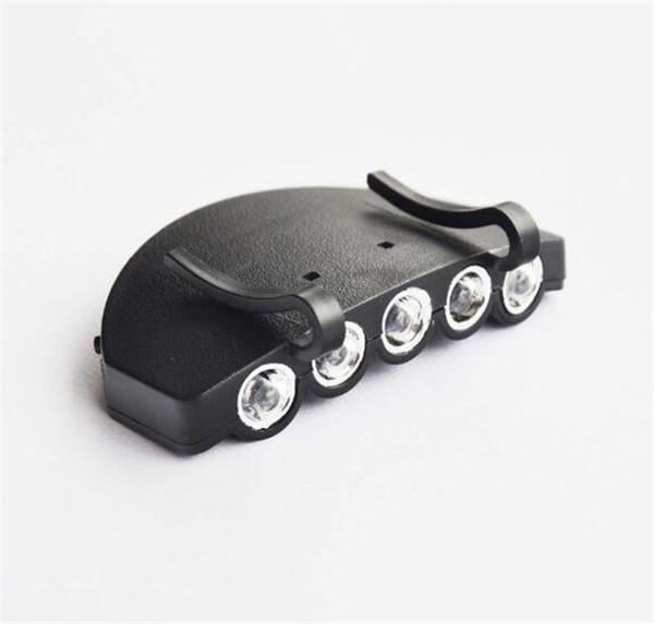 Yüksek parlaklık LED gece balıkçılık sıkma far eller serbest ışık ve uygun Balıkçılık severlerin gece ihtiyaçlar