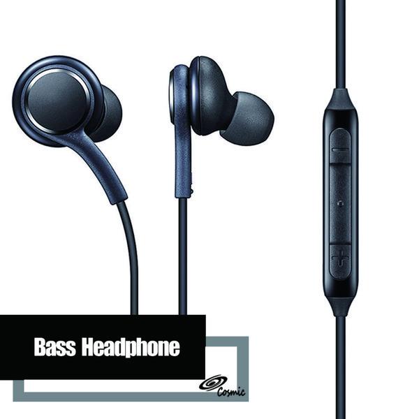 Low bass fones de ouvido intra-auriculares com microfone super clear earbones earbud isolamento de ruído fone de ouvido para iphone 6 samsung s8 s8 + nota 8
