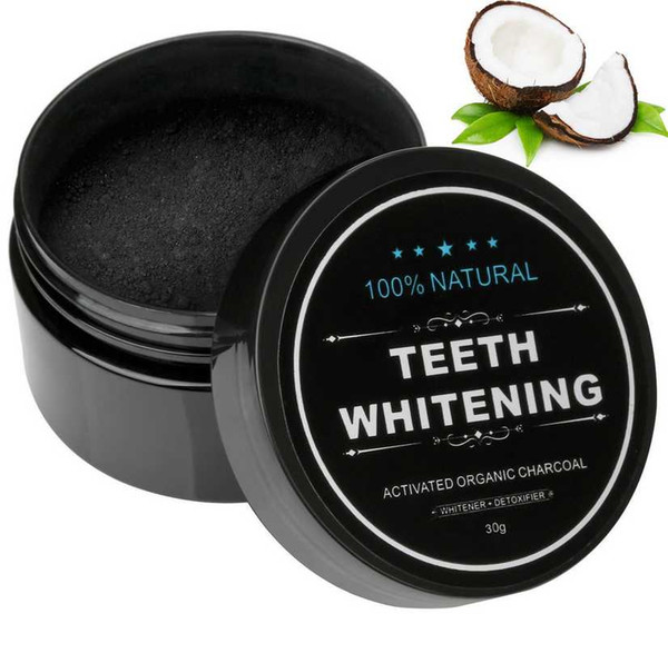 best selling Teeth Whitening Powder Nature Bamboo Activated Charcoal Smile Powder Tooth Yellow Stain Bamboo Charcoal Oral Care