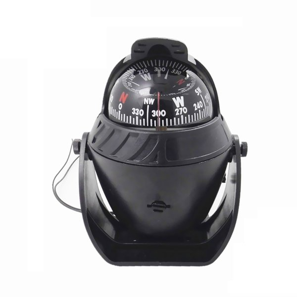 High Precision Car Magnetic Compass Multi Car Compass Cycling Hiking Direction Point Electronic Navigate Sea Marine Boat Ship