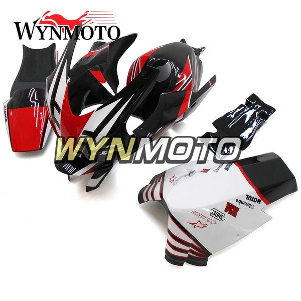 Fiberglass Racing Fairings For Honda CBR1000RR 2008 - 2011 Year CBR1000 RR 08 09 10 11 Injection Plastic Body Kits Cowlings White Red Black