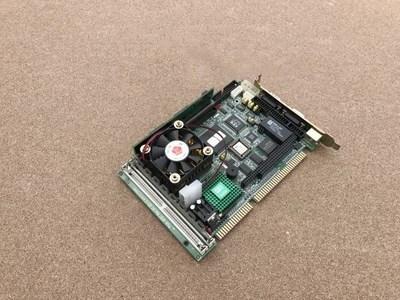Original PCA-6151 Rev.A1 ISA 586 industrial motherboard tested working