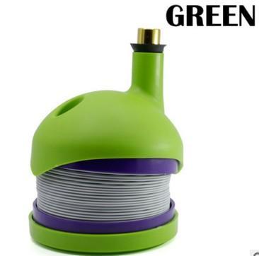 # 2 Plastic Stretch Rauchrohr