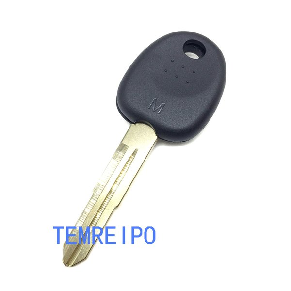 Transponder car Key Shell Case Cover fit for HYUNDAI new Key Fob Uncut right blade