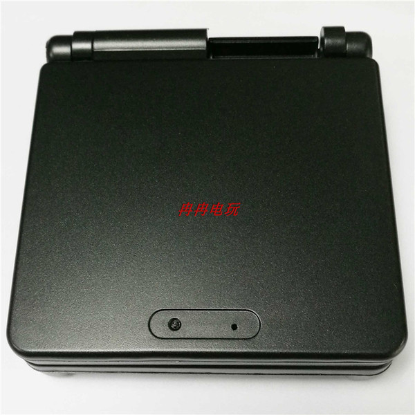 couleur noire Pour GBA SP Pour Gameboy Coque de remplacement Coque complète de remplacement pour Advance SP