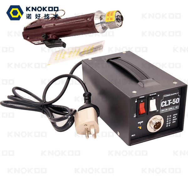 best selling KNOKOO Professional Precision Electric Screwdriver Set CL-4000 (H4 bit) 1.0--5.5 kfg.cm with CLT-50 Power Supply