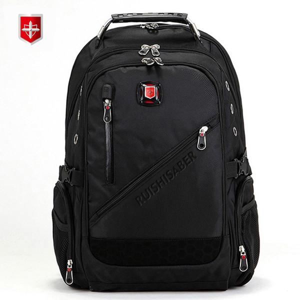New Oxford Swiss Backpack Man Multifunction 15 Inch Laptop Backpacks Women Travel Rucksack Vintage School Bags bagpack