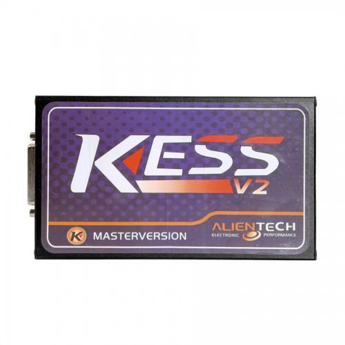 2018 meilleure qualité KESS V2 V2.35 FW V4.036 Kit de réglage OBD2 sans limitation de jeton Aucune erreur de somme de contrôle Meilleure qualité KESS calculateur de calculateur
