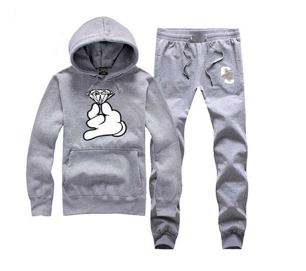 Trapacões e Castelos hoodies diamante Moletom Com Capuz frete grátis hip hop camisolas terno de inverno camisola de algodão mens moletom p08
