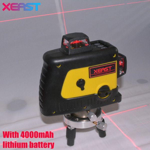 2019 Professional Laser Level 360 12 Line Green 3d Laser