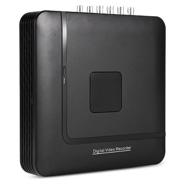 Hiseeu A1004N 1080 N 4CH 5 in 1 Mini DVR VGA HDMI Sicherheitssystem für CCTV Kit IP Kamera