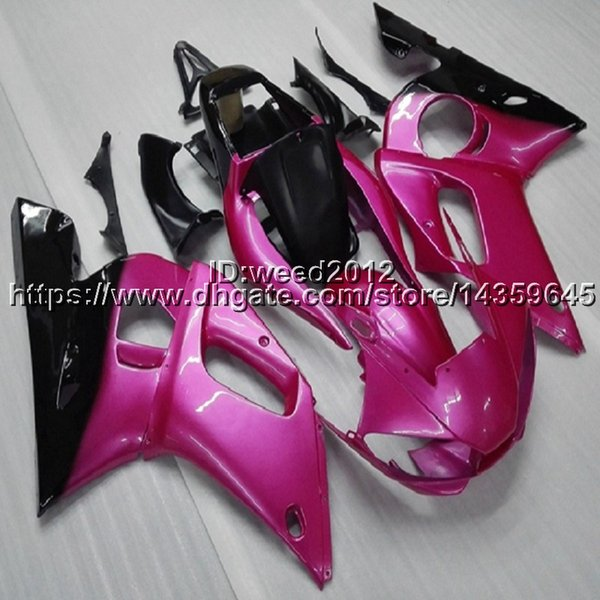 23colors+5Gifts blue motorcycle Full fairing kits for Yamaha YZF-R1 98-99 YZF R1 1998-1999 ABS Plastic Bodywork Set