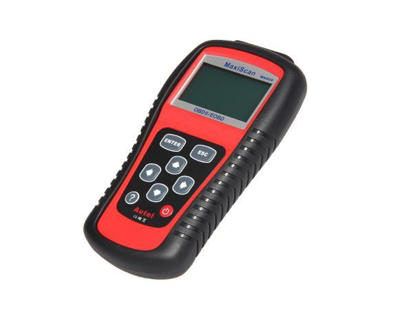 10pcs original Autel Maxiscan MS509 herramienta de diagnóstico de idiomas múltiples OBD2 / EOBD lector de código de trabajo automático para EE. UU. Europeo escáner de coches MS 509