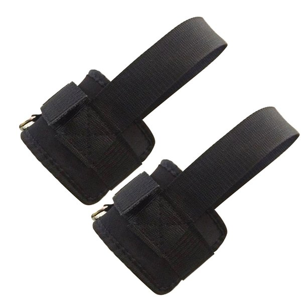 2pcs Sport Ankle Strap Padded D-ring Ankle Cuffs for Gym Workouts Cable Machines Butt and Leg Weights Exercises