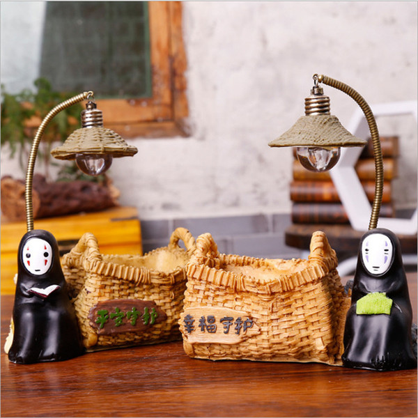 Acheter Résine Aucun Visage Homme Modèle Figurines Fée Animal Miniatures  Salon Chambre Nuit Lumière Jardin Décoration De La Maison Artisanat Cadeaux  ...