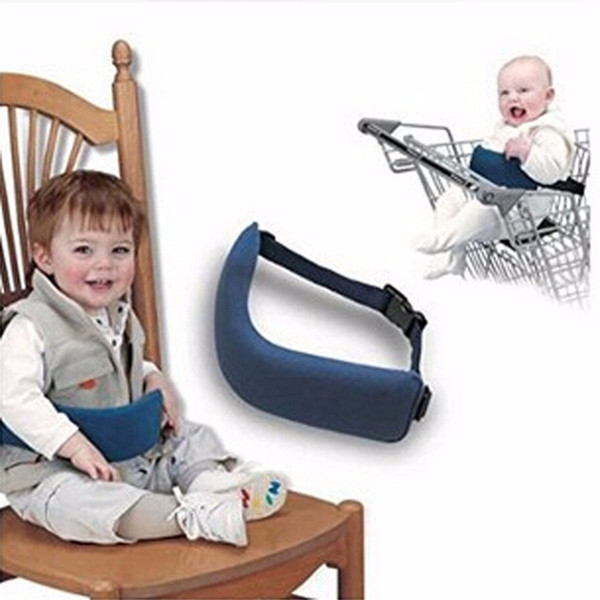 3 colors Baby Sack Seat Kids Feeding Chair Safety Belt for Baby Child Infant Safety Belt for high chair harness