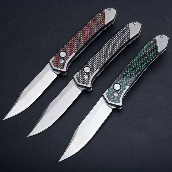 Томас autOTF автоматический нож 4 цвета углеродного волокна ручка одного действия охота кемпинг выживания ножи Xmas подарок ножи 1 шт. Бесплатная доставка