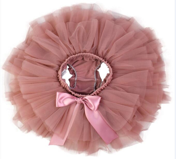 Newborn baby girls sweat shorts cute baby Chiffon Ruffle diaper cover soft lace baby bloomers wholesale