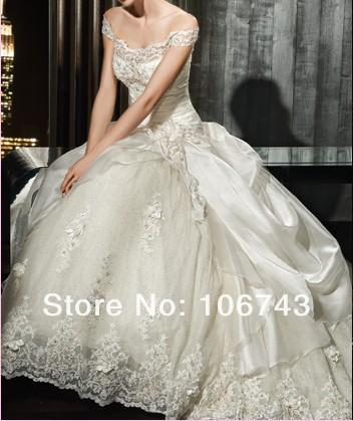 free shipping tulle lace bandage dress Sexy 2018 brides maid Neu traumhaftes Hochzeit Brautkleid in rhinestone wedding dress