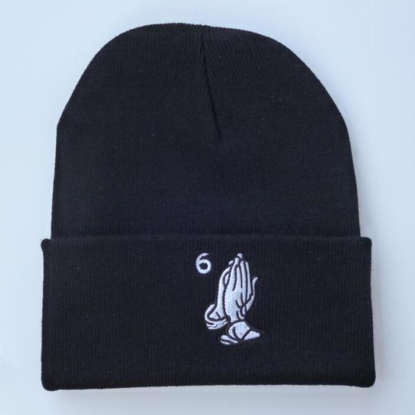 Billig Neueste Mode Männer Winter Mütze Männer Hut lässig gestrickt Sport Mütze Ski Gorro schwarz grau blau rot Höhe Qualität Schädel Kappen