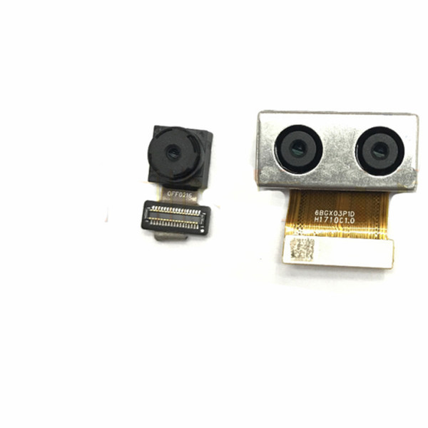 Original Back Rear Camera Module Flex Cable For Huawei P10 Front Camera Flex Cable Repair Parts Free Shipping With Tracking