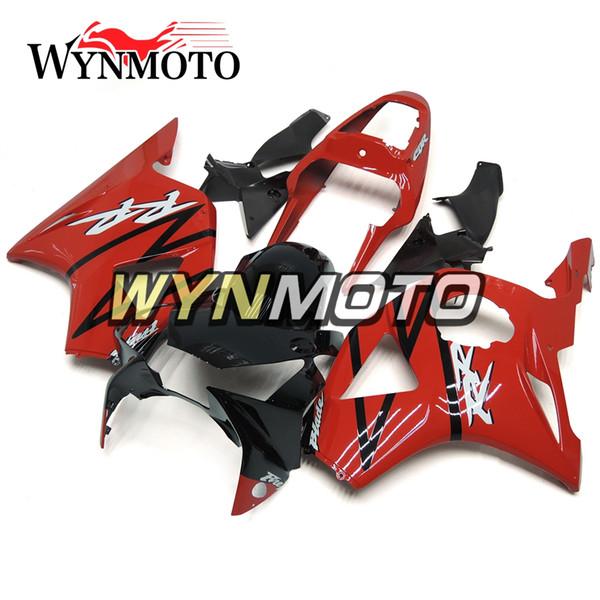 Red Black Full Fairings For Honda CBR900RR 954 2002 2003 CBR900 RR 02 03 Plastic Body Kit Panels Cowlings Bodywork Hulls
