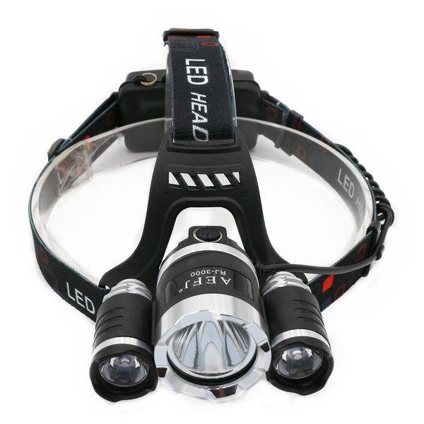 Hiking Camping 13000lm Led T6 +2r5 Headlamp Headlight Head Lamp Lighting Light Flashlight Torch Lantern Fishing headlamp