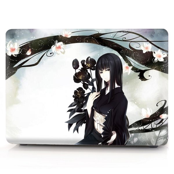 hrh-x-50 Oil painting Case for Apple Macbook Air 11 13 Pro Retina 12 13 15 inch Touch Bar 13 15 Laptop Cover Shell