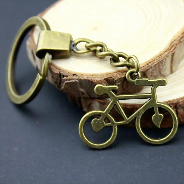 6 шт. брелок женщины брелки пара брелок для ключей велосипед 31x23mm