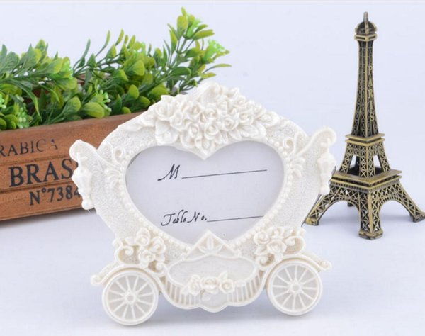 10pcs Mini Carriage Photo Frame For Wedding Baby Shower Party Birthday Favor Gift Souvenirs Souvenir