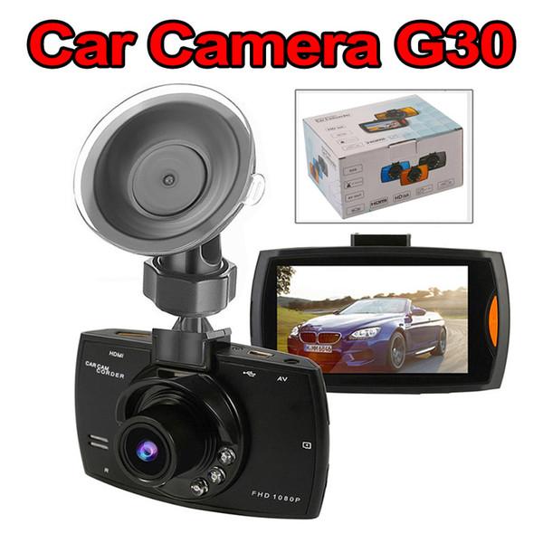 Voiture Caméra G30 2.4