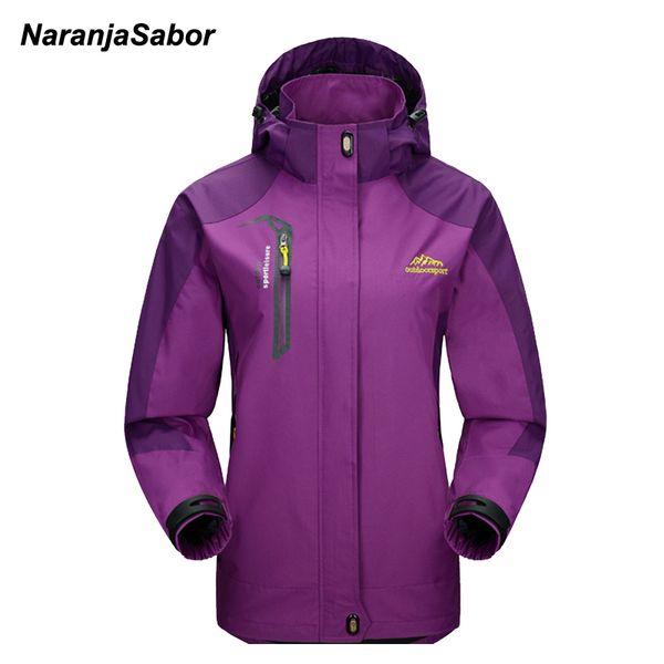 Abrigos Primavera Compre 2018 Chaquetas Mujeres Naranjasabor 47AqwCF