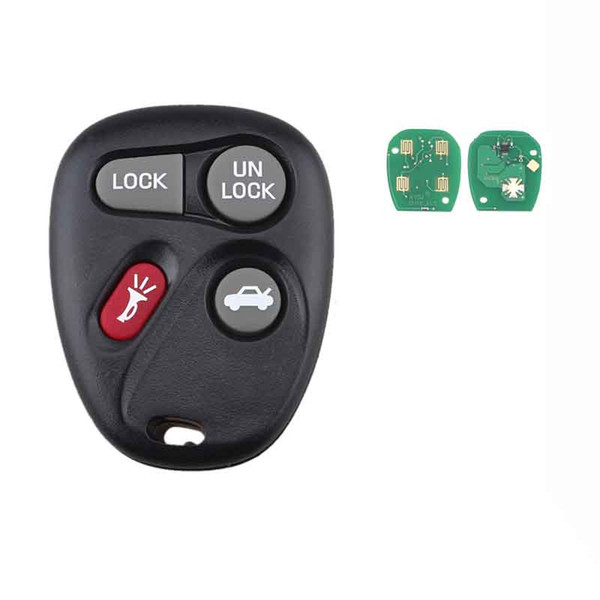 New Replacement Keyless Entry Remote Key Fob Clicker Alarm for 25695966 25695967