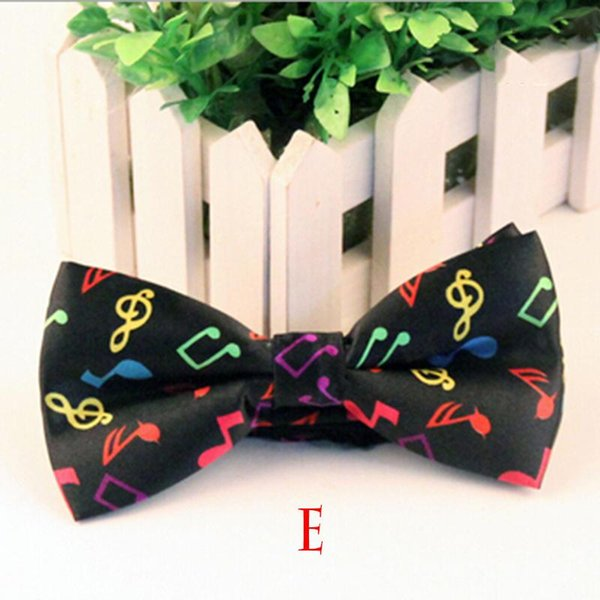 Hot Sale Classic Colorful Tuxedo Bowtie Adjustable Wedding Feast Banquet Bow Tie Party Ball Dance Necktie For Men Women