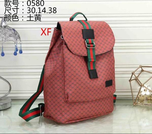 eef5d4d820 2018 GUCCI2019 New Luxury Brand Women Backpack Men Bag Famous Designers  Canvas Men'S Backpack Women'S Travel Bag Backpacks From Wangwang1988, ...