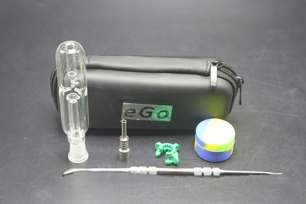 10mm pipe with 10mm titanium