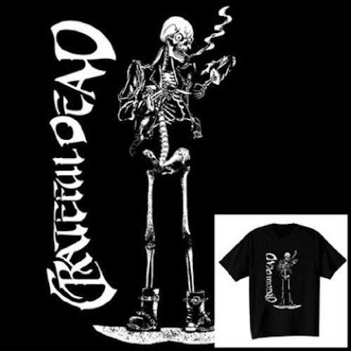 grateful dead jerry garcia t shirt s rock music vintage style