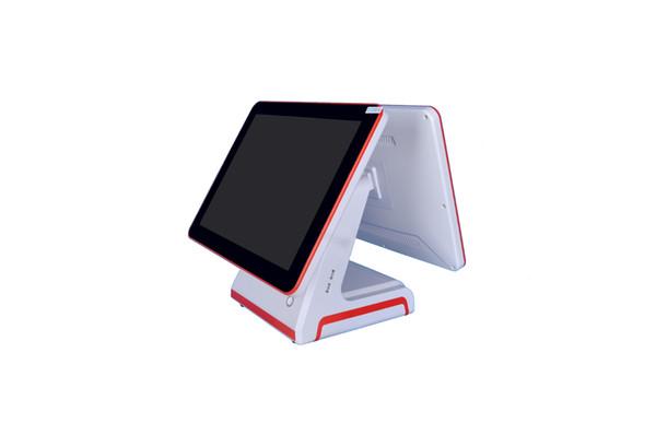 blanco + 15 # 039; # 039; pantalla LCD al cliente