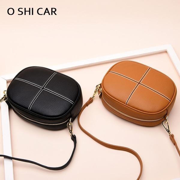 Genuine Leather Designer Shoulder Bag for Women Clearance Doctor Style Cross Body
