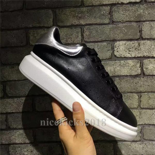 schwarz / silber